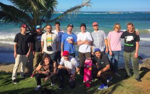 Eric Koston se suma a Quartersnacks en Puerto Rico