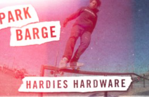 park barge hardies hardware