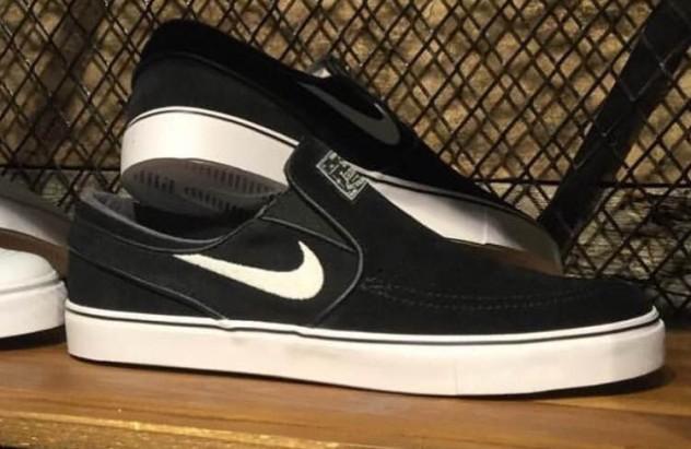 diseño de moda Garantía de calidad 100% último estilo de 2019 El 'slip-on' llega a las Nike SB Janoski   elpatin.com