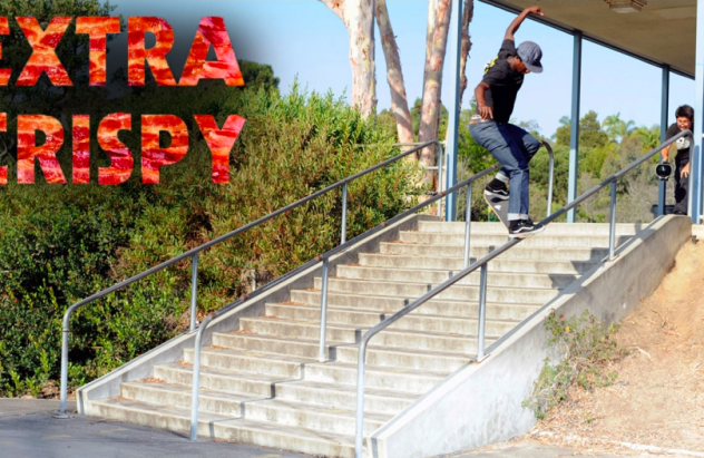 tre williams extra crispy video part