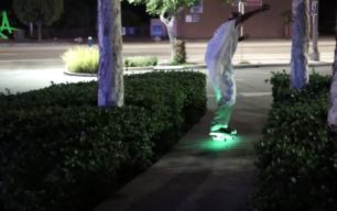 skate fosforescente