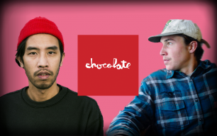 elijah berle, jerry hsu, chocolate