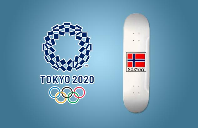 equipo skate noruega tokyo 2020