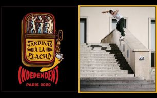 Independent Trucks: Paris Tour 2020