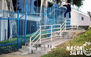 Mason Silva: Spitfire (Video Part)