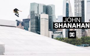 John Shanahan: Cargo Sneaker (Video Part)