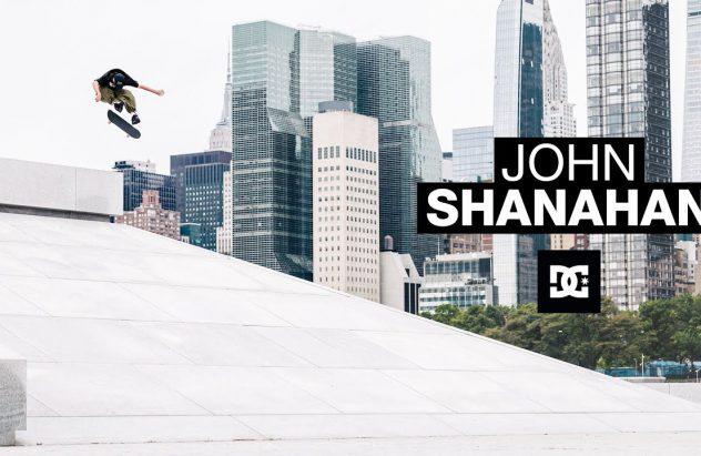John Shanahan: Cargo Sneaker (Video Part)